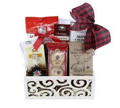 canadiana gift basket