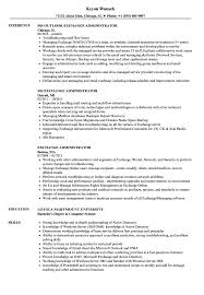 Office 365 Resume Exchange Administrator Resume Samples Velvet Jobs