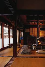 traditional interior house design. Simple Traditional Japanese House Design Interior