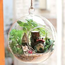 Decorative Hanging Glass Balls Awesome DIY 32cm Hanging Glass Terrarium Kit DIY Glass House Glass Etsy