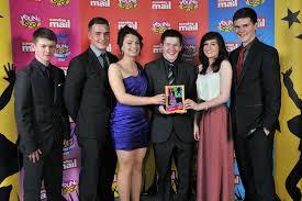 Awards Isles Green Young Ambassadors Shetland The Scot At Triumph wBOTUx