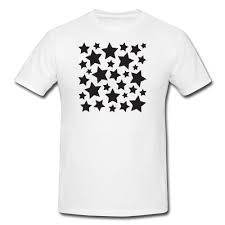 Free Printable T Shirt Designs Sheet Of Stars Mens Or Lady Fit T Shirt T Shirt Novelty Funny Unisex Tshirt Top Funny Print Shirts White T Shirt Designs From Handdrawntees 12 96