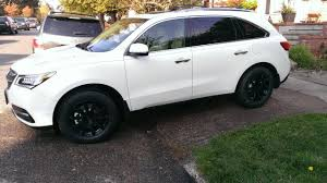 What are 2014 Rim Specs? - Acura MDX Forum : Acura MDX SUV Forums