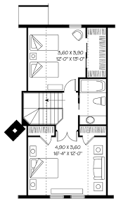 Small House Plans 2 Bedroom 17 Best Images About House Plan On Pinterest Small Home Plans