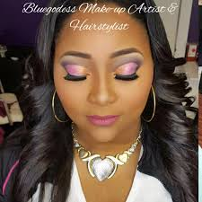 traveling makeup artist and hairstylist