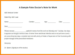 Doctors Note Self Certification Brilliant Ideas Of Leave Letter Format For Office Due To Fever