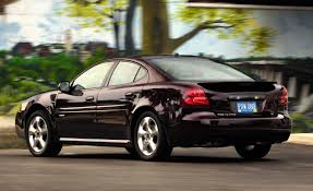 2004 Pontiac Grand Prix GXP related infomation,specifications ...