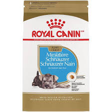 <b>Royal Canin Miniature</b> Schnauzer Puppy Dry Dog Food, 2.5-lb bag ...
