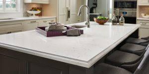 engineered quartz countertops. How Durable Are Engineered Quartz Countertops? Countertops L