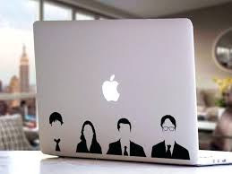 diy office gifts. The Office Gifts For Fans 2 This Minimalist Laptop Decal Diy