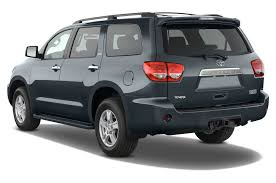 toyota new car release 20122012 Toyota Sequoia Reviews and Rating  Motor Trend