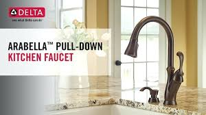 delta deluca faucet single handle pull down kitchen faucet home depot delta deluca faucet