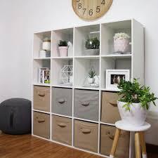 beautiful cube wall shelf design