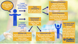 Life Insurance Quick Quote Impressive Which Type Of Life Insurance Policy Is Best For You Gallen Insurance