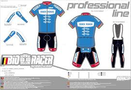 Club Kit By Bioracer Essex Roads Cycling Club