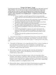 tfa essay essays thesis