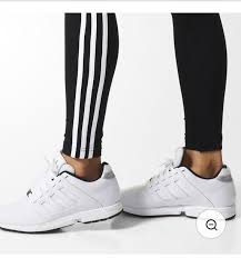 adidas shoes for girls black. shoes adidas black and white fashion sneakers 3 stripes sports for girls o