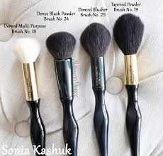 review parisons sonia kashuk tapered powder and domed multi purpose brush 2016 collection