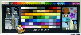 Lego Color Chart V2 Www Brickpirate Net Forum Phpbb3 Viewt
