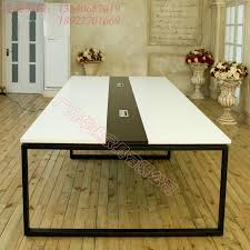 long office table. conference table long minimalist modern office furniture do