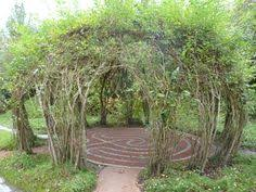 Small Picture Healing Labyrinth Garden Garden Design I absolutely want one of