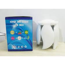 Bóng đèn led hình quạt 5 cánh Mango Fold công suất 75W - ánh sáng 6500K  siêu sáng - chip SMD 2835 tiết kiệm điện