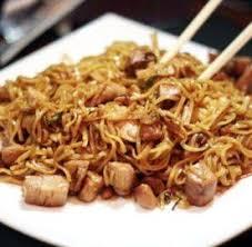 <b>Китайская лапша</b> с курицей и овощами — пошаговый рецепт с ...