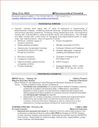 Data Scientist Resume Resume Templates
