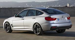 BMW 3 Series bmw 3 series in white : Motorburn | BMW's new baby giant: enter the 3-Series Gran Turismo
