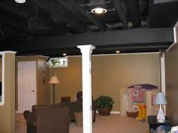 exposed ceiling lighting basement industrial black. 24 best basement fix up images on pinterest ideas remodeling and home exposed ceiling lighting industrial black
