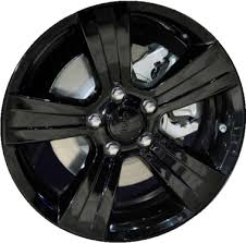 jeep patriot 2014 black rims. aly2380u45 jeep patriot altitude wheel black painted 2014 rims