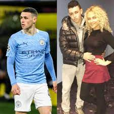 Did You Know That Phil Foden Has A Wife And 2 Children?