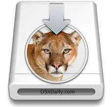 os x mounn lion bootable installer