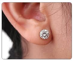 1 carat diamond size 1 carat diamond earrings when size does matter diamondland