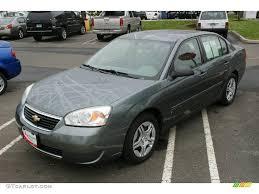2006 Medium Gray Metallic Chevrolet Malibu LS V6 Sedan #10051457 ...