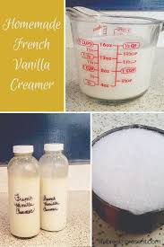a beautifully creamy and delicious flavored creamer that can be used as is or as a base for a