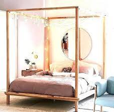canopy bed frame full – premiersolutionusa.info