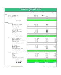 Printable Household Budget Worksheets Home Renovation Budget Spreadsheet Template Awesome Household Budget
