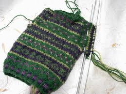 Fair Isle Knitting Patterns Amazing Design