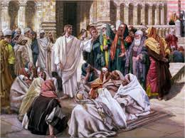 Image result for Jesus at the temple