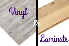 laminate vs vinyl flooring