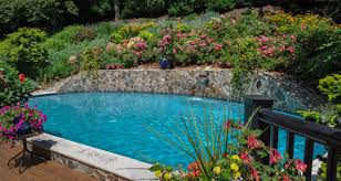Small Picture Swimming Pool Design Portfolio Serving North Jersey CLC