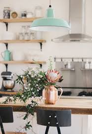white traditional kitchen copper. 45+ Beautiful Design Mint And Copper Ideas For Minimalist Kitchen Https://freshouz.com/45-beautiful-design-mint-and-copper -ideas-for-minimalist-kitchen/ White Traditional