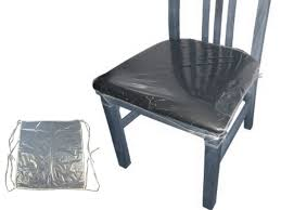 impressive plastic dining room chair covers chairs clear seat slipcovers fascinating elegant about remodel oration ideas with shower shabby chic cool couch