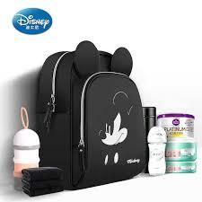<b>Disney</b> 4 Style Waterproof Material <b>Mummy Diaper Bag</b> Multi ...