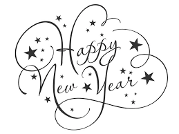 Happy New Year! - The blog of Dominique Sims
