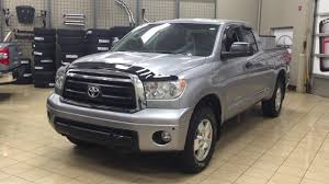2012 Toyota Tundra TRD Off-Road Review - YouTube