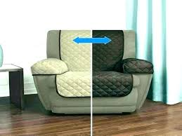 recliner chair headrest covers protector head cover he