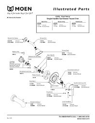 moen tub shower replacement parts. 38 moen shower valve replacement parts, 82910brb tub and within head parts o