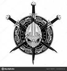 ᐈ знак вальхаллы тату векторные изображения рисунок вальхалла